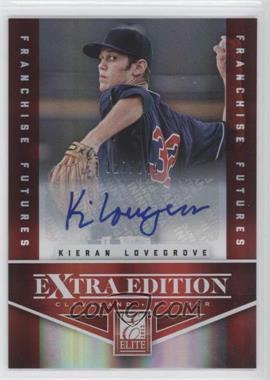 2012 Elite Extra Edition - [Base] - Franchise Futures Signatures [Autographed] #37 - Kieran Lovegrove /249