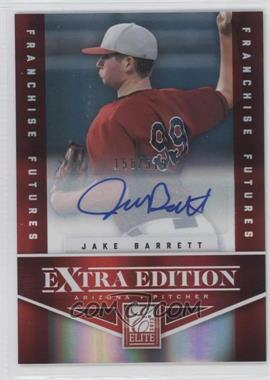 2012 Elite Extra Edition - [Base] - Franchise Futures Signatures [Autographed] #40 - Jake Barrett /319