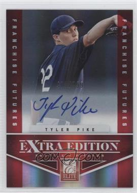 2012 Elite Extra Edition - [Base] - Franchise Futures Signatures [Autographed] #43 - Tyler Pike /799
