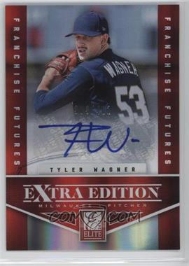 2012 Elite Extra Edition - [Base] - Franchise Futures Signatures [Autographed] #52 - Tyler Wagner /481