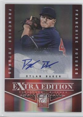 2012 Elite Extra Edition - [Base] - Franchise Futures Signatures [Autographed] #58 - Dylan Baker /788