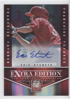 2012 Elite Extra Edition - [Base] - Franchise Futures Signatures [Autographed] #67 - Eric Stamets /590