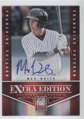 2012 Elite Extra Edition - [Base] - Franchise Futures Signatures [Autographed] #9 - Max White /229