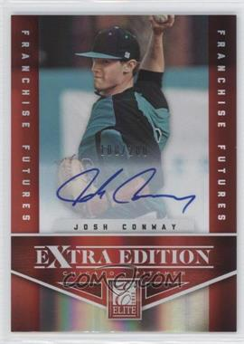 2012 Elite Extra Edition - [Base] - Franchise Futures Signatures [Autographed] #99 - Josh Conway /280