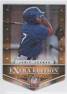 2012 Elite Extra Edition - [Base] - Status Orange Die-Cut #159 - Jamie Jarmon /10