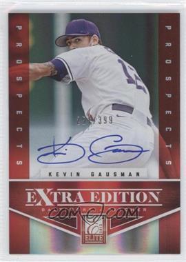 2012 Elite Extra Edition - [Base] #104 - Kevin Gausman /399