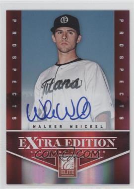 2012 Elite Extra Edition - [Base] #129 - Walker Weickel /597