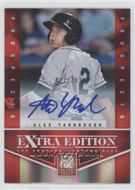2012 Elite Extra Edition - [Base] #133 - Alex Yarbrough /782