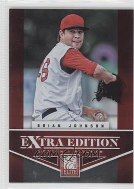 2012 Elite Extra Edition - [Base] #14.2 - Brian Johnson (short print)