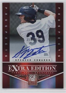 2012 Elite Extra Edition - [Base] #154 - Spencer Edwards /793