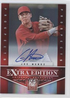 2012 Elite Extra Edition - [Base] #162 - Joe Munoz /498