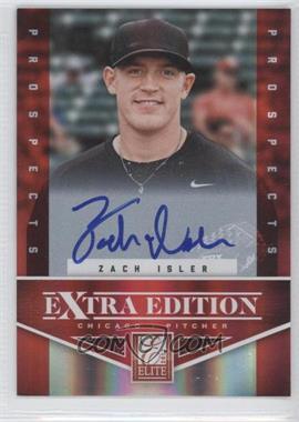 2012 Elite Extra Edition - [Base] #177 - Zach Isler /797