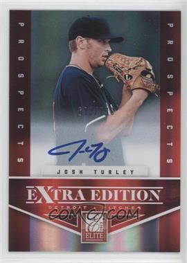 2012 Elite Extra Edition - [Base] #184 - Josh Turley /799