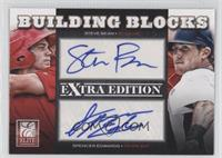 Spencer Edwards, Steve Bean /49