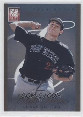 2012 Elite Extra Edition - Elite Series #14 - Lucas Giolito
