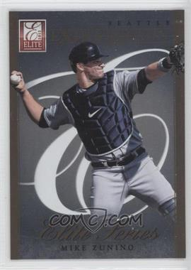 2012 Elite Extra Edition - Elite Series #17 - Mike Zunino