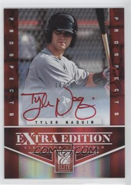 2012 Elite Extra Edition - Prospects Autographs - Red Ink [Autographed] #110 - Tyler Naquin /25
