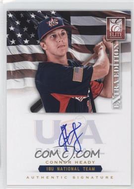 2012 Elite Extra Edition - USA Baseball 18U Team Signatures #CH - Cody Hebner /299
