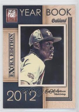 2012 Elite Extra Edition - Yearbook #3 - Addison Russell