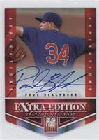 Paul Blackburn /100