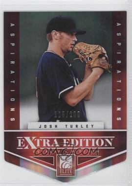2012 Elite Extra Edition Aspirations Die-Cut #184 - Josh Turley /200