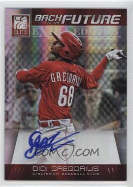 2012 Elite Extra Edition Back to the Future Signatures #20 - Didi Gregorius /621