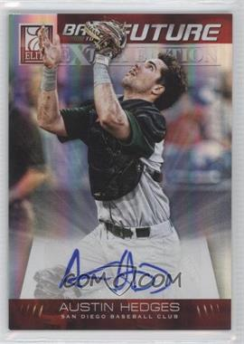 2012 Elite Extra Edition Back to the Future Signatures #9 - Austin Hedges /210