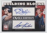 Richie Shaffer, Spencer Kieboom /25