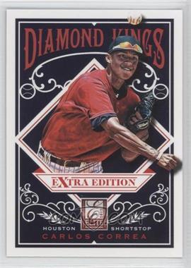 2012 Elite Extra Edition Diamond Kings #DK-3 - Carlos Correa