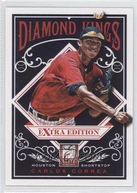 2012 Elite Extra Edition Diamond Kings #DK-3 - Carlos Correa