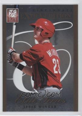 2012 Elite Extra Edition Elite Series #13 - Jesse Winker