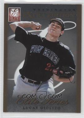 2012 Elite Extra Edition Elite Series #14 - Lucas Giolito