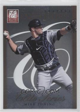 2012 Elite Extra Edition Elite Series #17 - Mike Zunino