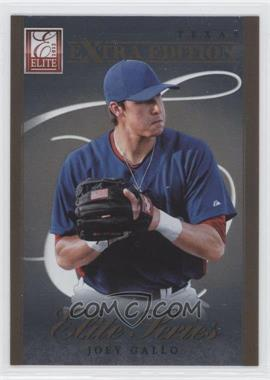 2012 Elite Extra Edition Elite Series #3 - Joey Gallo