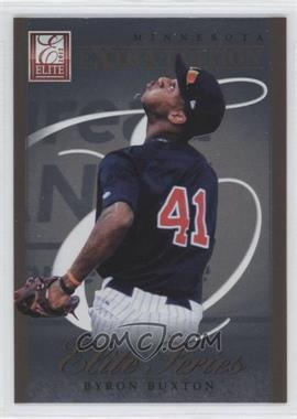 2012 Elite Extra Edition Elite Series #8 - Byron Buxton