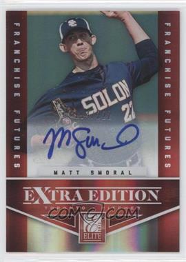2012 Elite Extra Edition Franchise Futures Signatures [Autographed] #16 - Matt Smoral /222