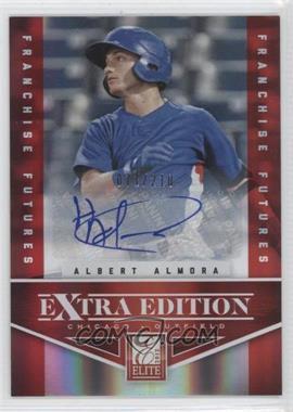 2012 Elite Extra Edition Franchise Futures Signatures [Autographed] #2 - Albert Almora /210