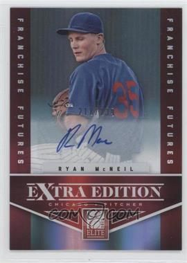 2012 Elite Extra Edition Franchise Futures Signatures [Autographed] #33 - Ryan McNeil /239