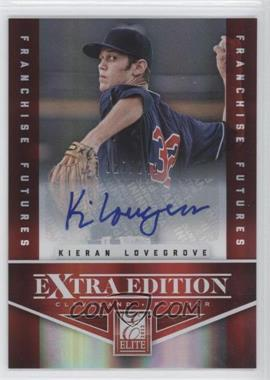2012 Elite Extra Edition Franchise Futures Signatures [Autographed] #37 - Kieran Lovegrove /249