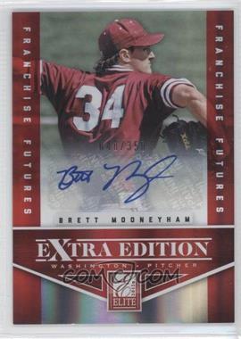 2012 Elite Extra Edition Franchise Futures Signatures [Autographed] #38 - Brett Mooneyham /350