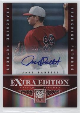 2012 Elite Extra Edition Franchise Futures Signatures [Autographed] #40 - Jake Barrett /319