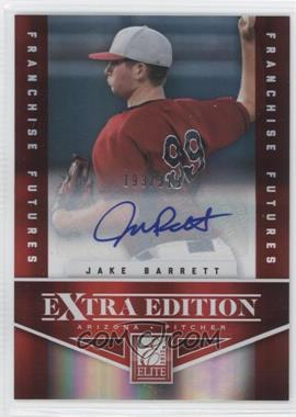 2012 Elite Extra Edition Franchise Futures Signatures [Autographed] #40 - Jake Barrett /319