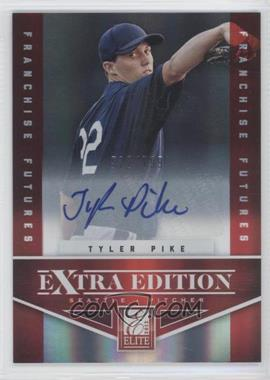2012 Elite Extra Edition Franchise Futures Signatures [Autographed] #43 - Tyler Pike /799