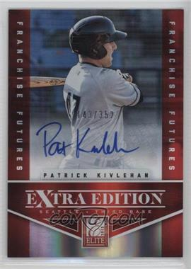 2012 Elite Extra Edition Franchise Futures Signatures [Autographed] #46 - Patrick Kivlehan /352