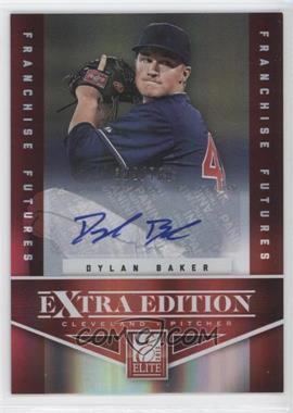 2012 Elite Extra Edition Franchise Futures Signatures [Autographed] #58 - Dylan Baker /788