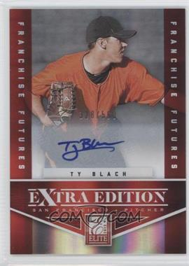 2012 Elite Extra Edition Franchise Futures Signatures [Autographed] #60 - Ty Blach /560
