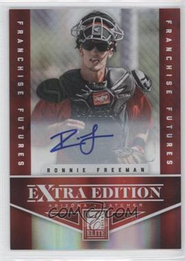 2012 Elite Extra Edition Franchise Futures Signatures [Autographed] #62 - Ronnie Freeman /290