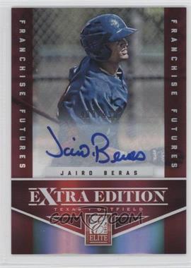 2012 Elite Extra Edition Franchise Futures Signatures [Autographed] #72 - Jairo Beras /490
