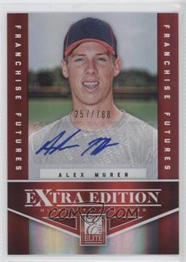 2012 Elite Extra Edition Franchise Futures Signatures [Autographed] #79 - Alex Muren /788