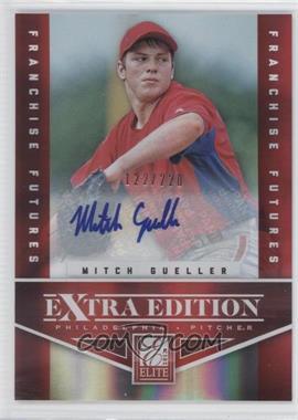 2012 Elite Extra Edition Franchise Futures Signatures [Autographed] #8 - Mitch Gueller /220